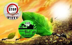 Stop Menuduh Bid'ah